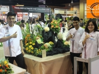THAIFEX 2015 (Thailand Ultimate Chef Challenge 2015)