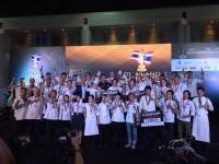 Thailand Ultimate Chef Challenge 2016