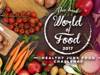 The Hub World of Food 2017 : Healthy Junk Food Challenge