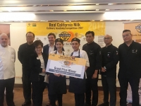Real California Milk Culinary Academy Competition 2017