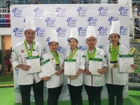 5th Penang International Halal Chefs Challenge 2018